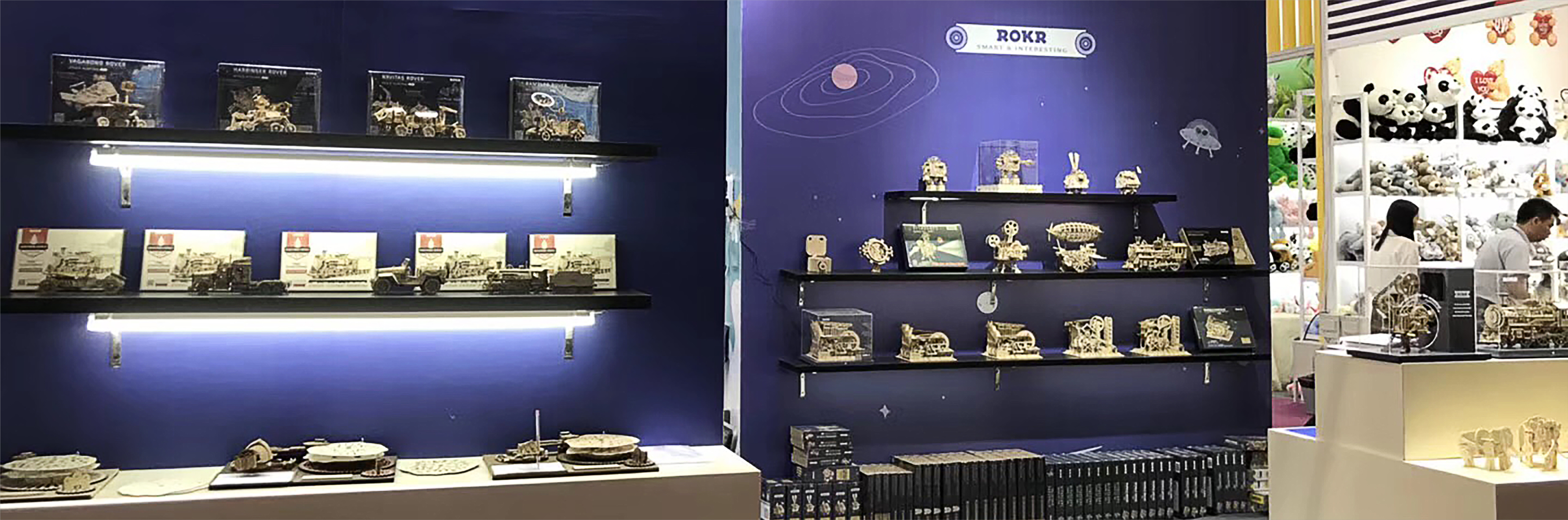 Robotime is bringing more new gadgets to Canton Fair 2019